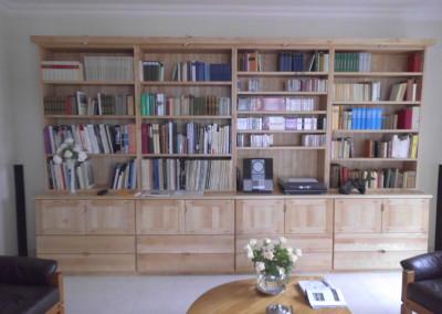 bibliothèque frene client