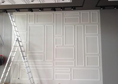 mur decoratif