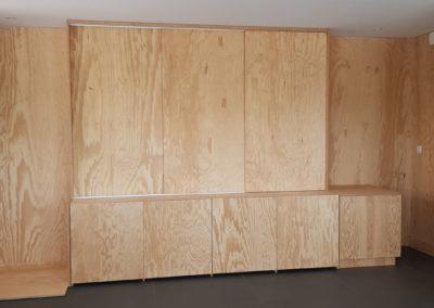 mur armoire